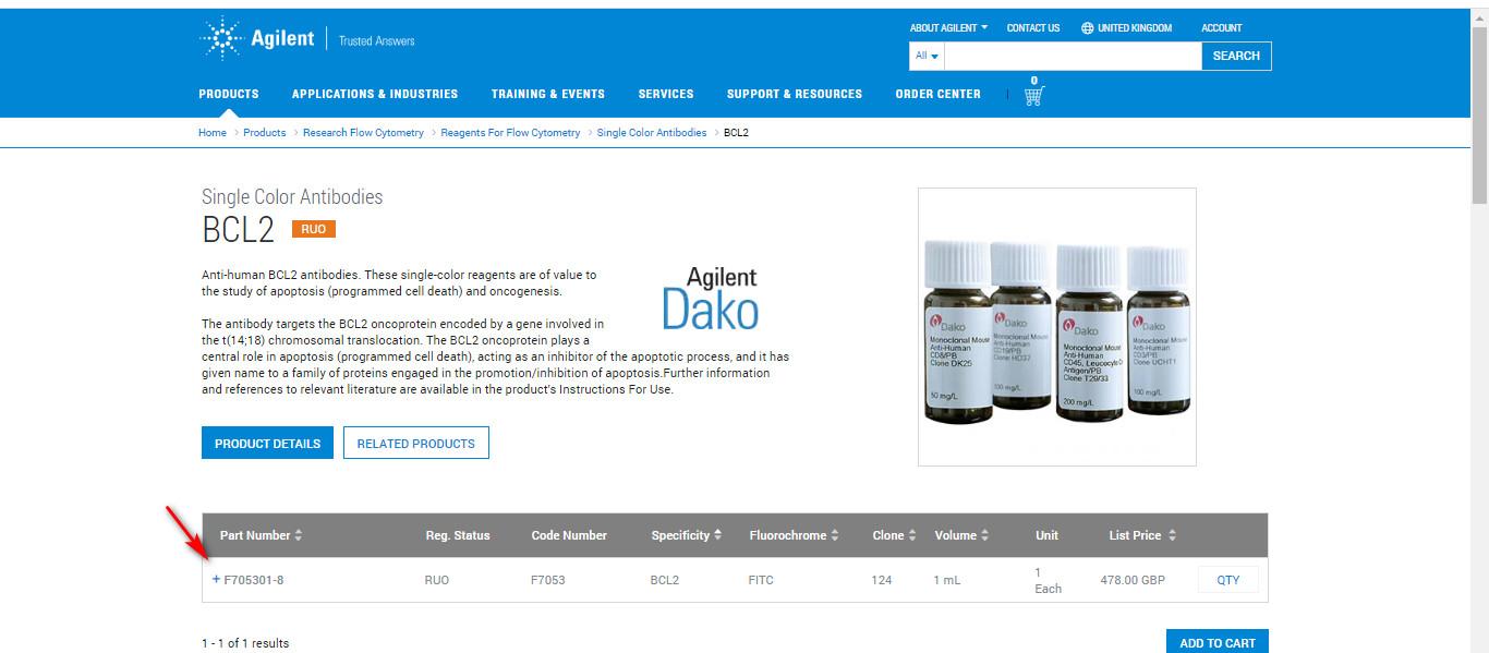 شرکت Dako