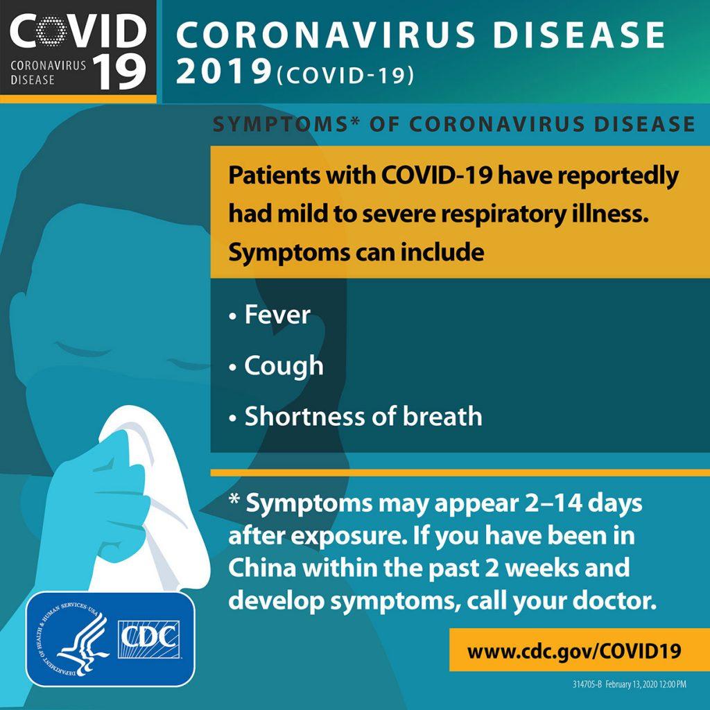 بیماری ویروس کرونا