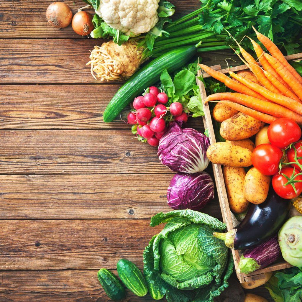 روش های شستشوی ضدعفونی سبزیجات