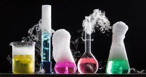 تفاوت مواد شیمایی آزمایشگاهی و صنعتی