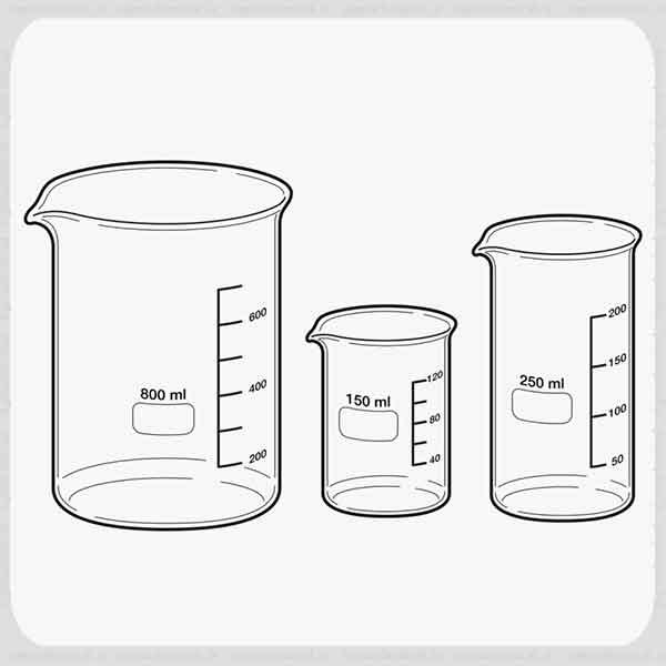 ظروف آزمایشگاهی - بشر
