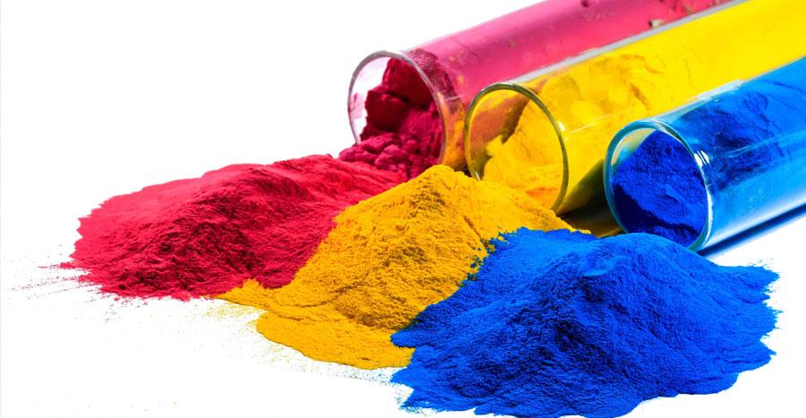 رنگ های بیولوژیکی