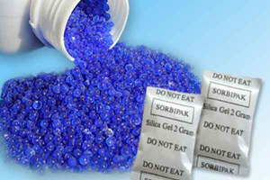 What is silica gel?
